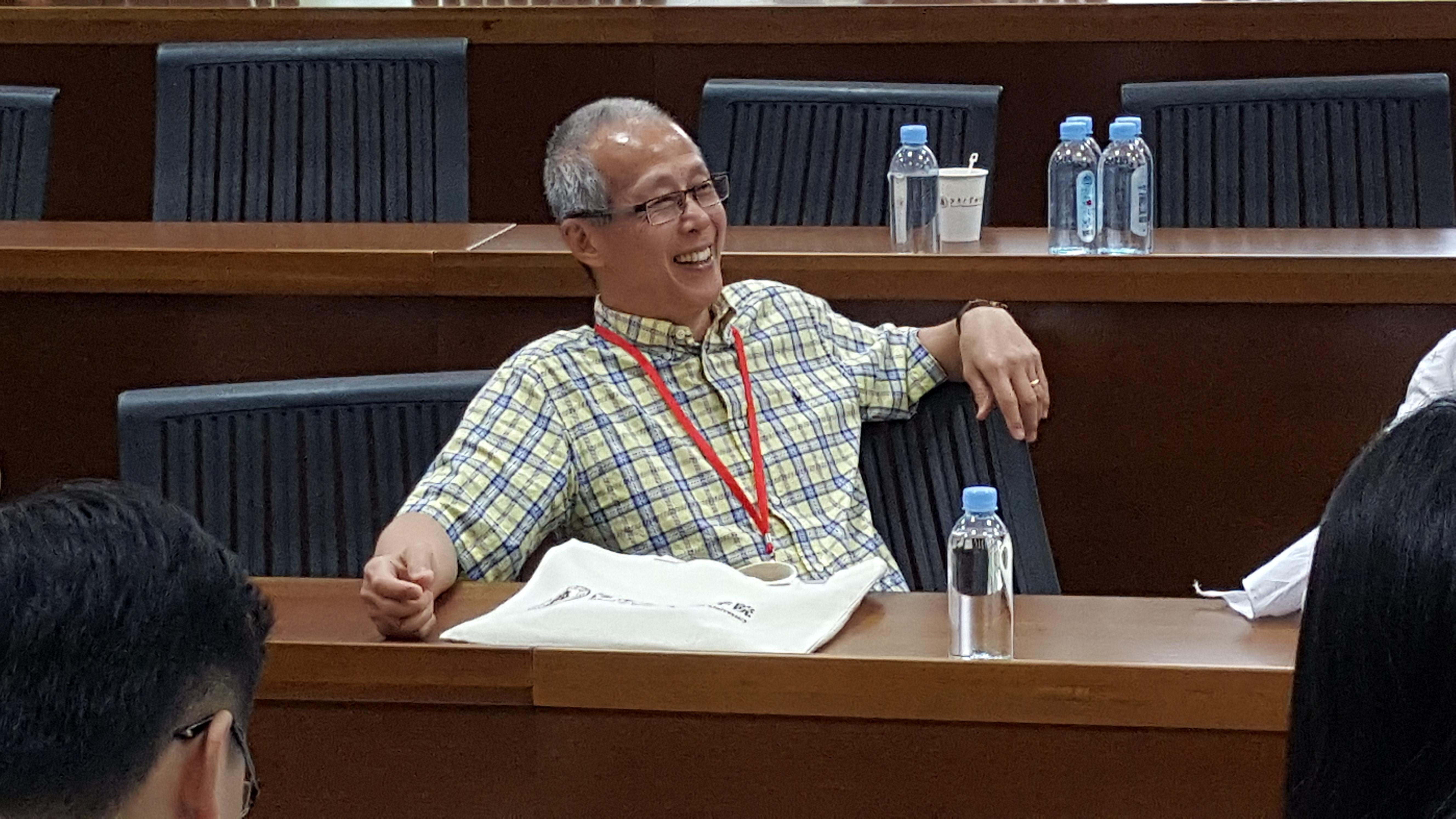 Prof Edward Shiu