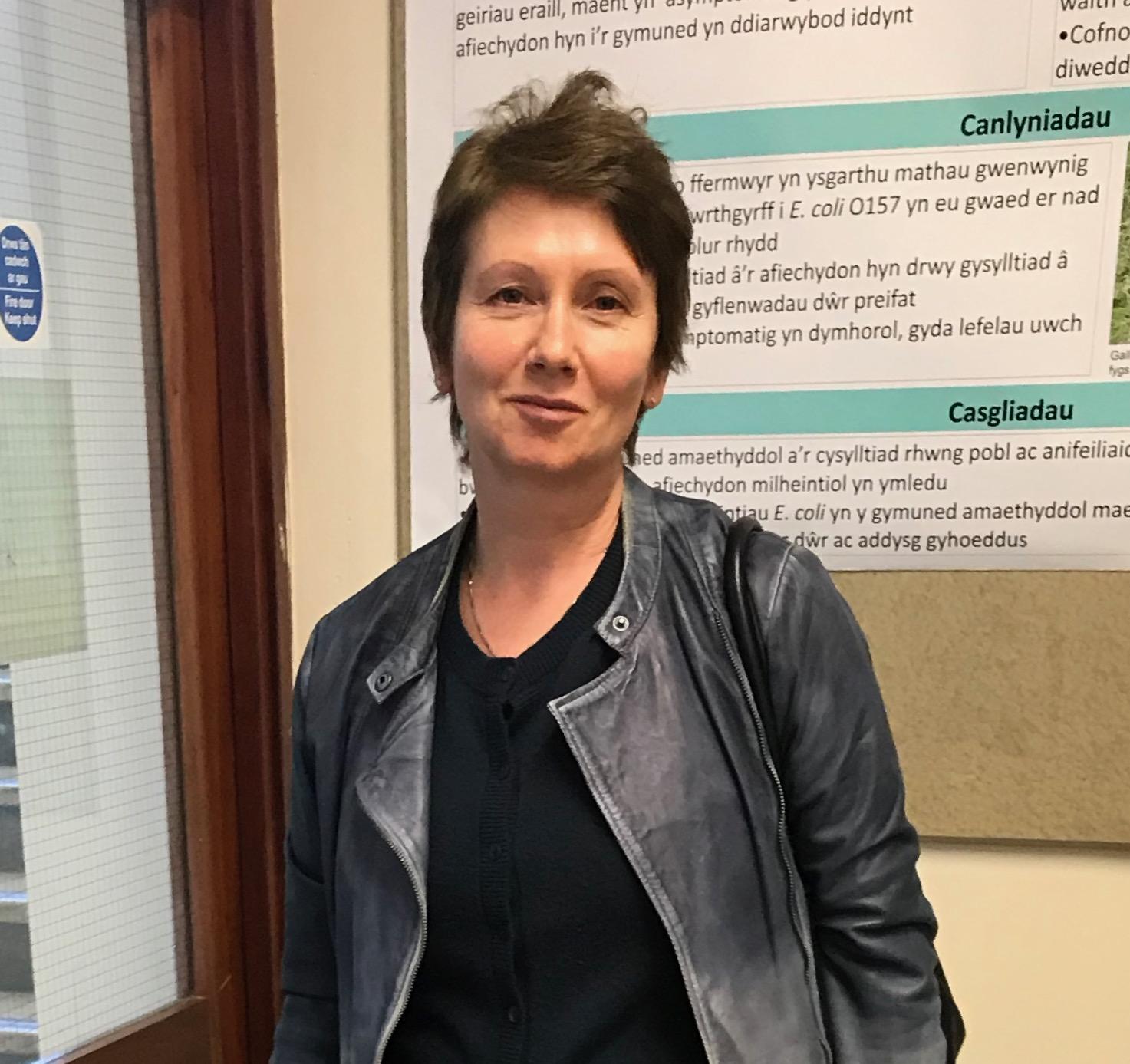 Dr Olga Golyshina
