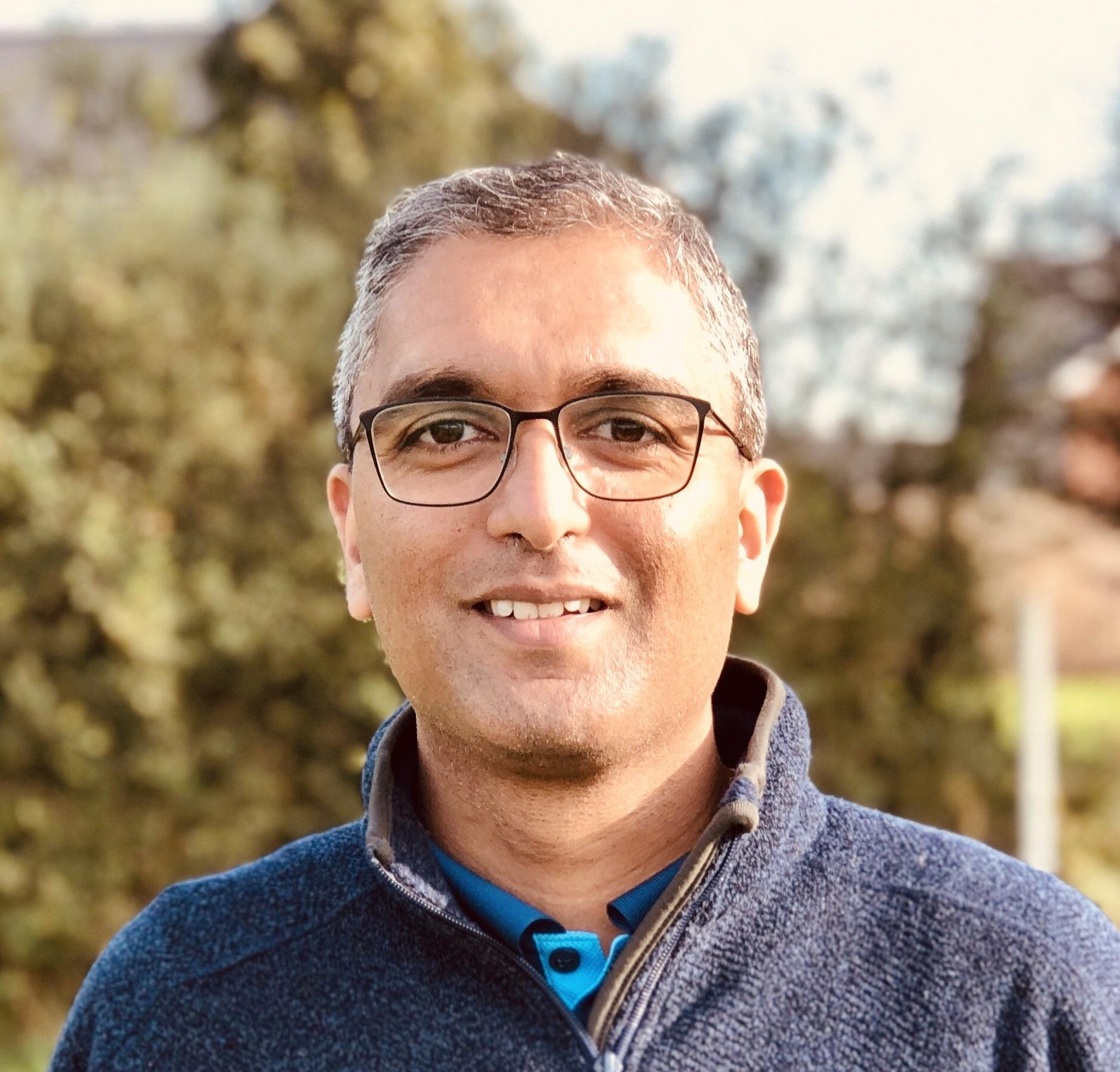 Dr Sopan Patil
